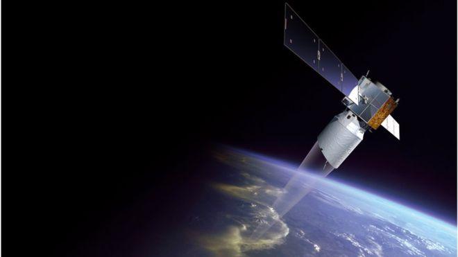 Aeolus: Weather forecasts start using space laser data