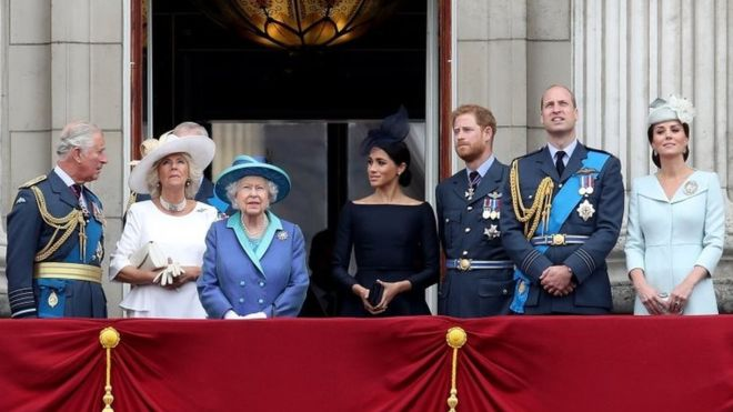 Queen and Prince Harry to hold talks over Sussexes