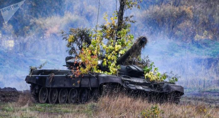 T-72 übersteht Angriff einer Panzerabwehrrakete in Syrien – Video