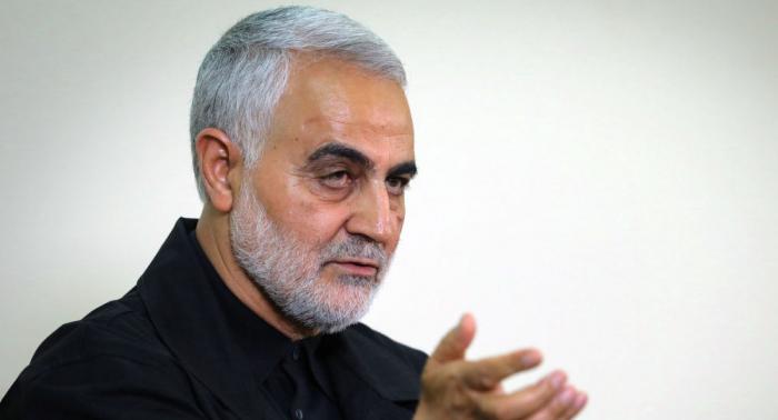 Soleimani se convierte en objeto de censura en     Instagram