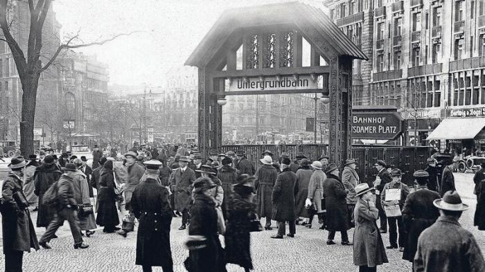 Wie Berlin plötzlich zur Metropole wurde