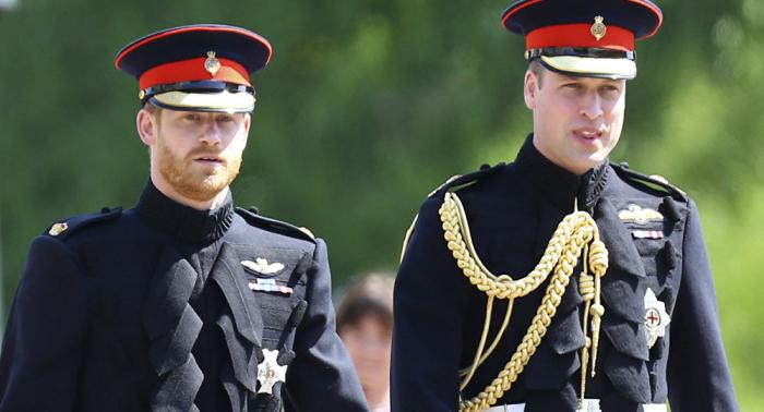"""""""Ya no puedo más"""": el príncipe William rompe el silencio y comenta la decisión de Harry"""