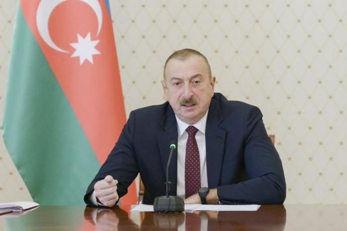 Président: Le peuple azerbaïdjanais est le garant de la stabilité dans le pays