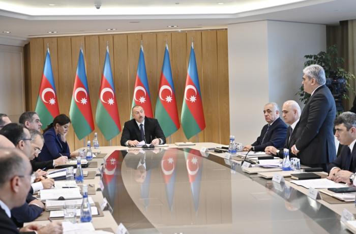 """""""Büdcə gəlirləri nəzərdə tutulduğundan xeyli çox olub"""" -"""
