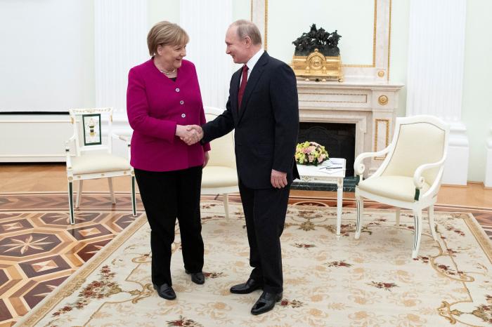 Ende der Eiszeit - Berlin und Moskau stimmen sich stärker ab