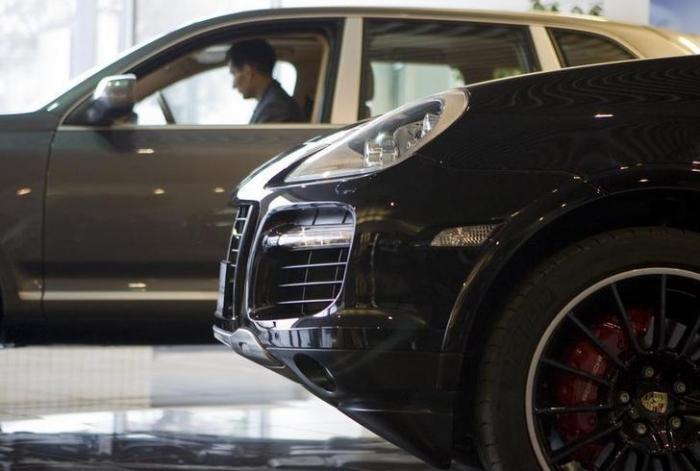 Porsche steigert Absatz vor allem mit SUVs Cayenne und Macan