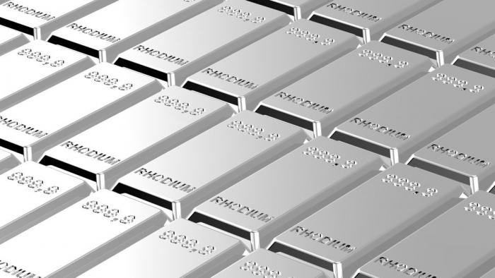 El precio del metal más caro del mundo supera ya cinco veces al del oro