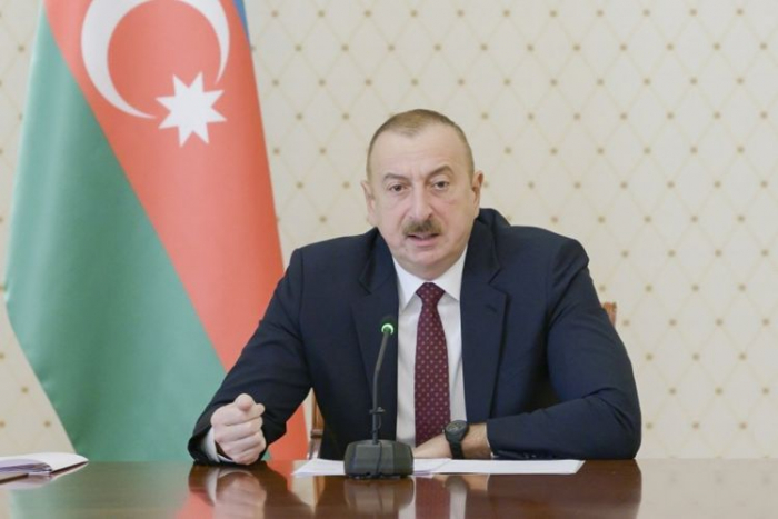«De grands projets routiers seront mis en œuvre cette année»,  Président azerbaïdjanais