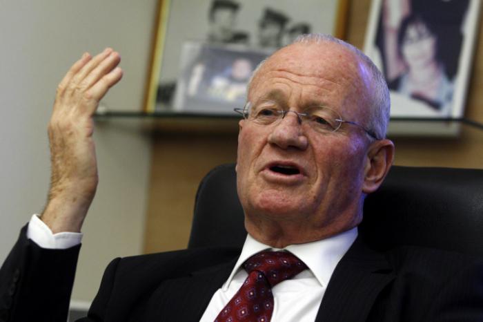 """Ex Mossad-Chef :  """"Die Vereinigten Staaten sind bereit, mit großer Kraft zu handeln und sollten nicht bekämpft werden"""" -  EXKLUSIV"""