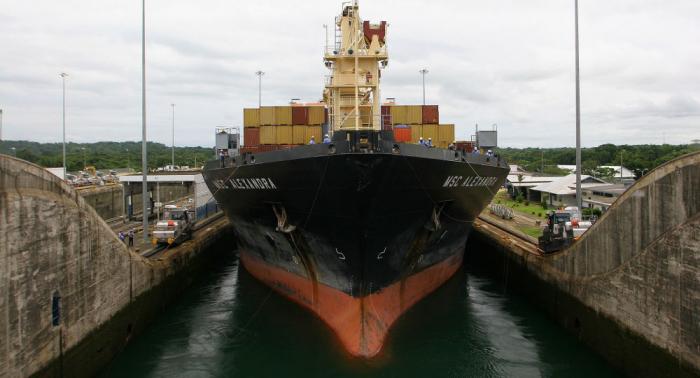 Trockenheit gefährdet Wasserstand:   Panamakanal führt Süßwassergebühr ein