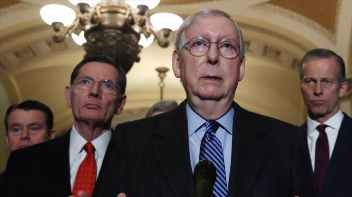 Senado debatirá pronto limitar poder militar de Trump contra Irán