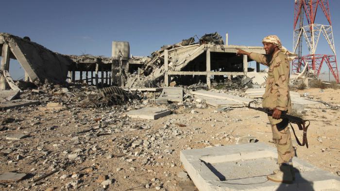 """Lavrov: """"La OTAN bombardeó la condición de Estado de Libia"""""""