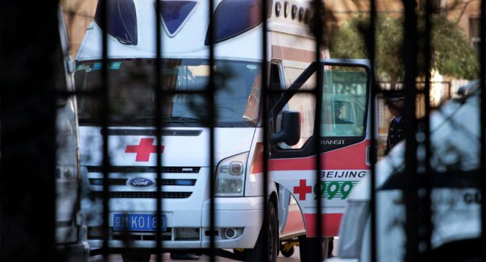 Al menos seis muertos y cuatro desaparecidos por hundimiento de carretera en China