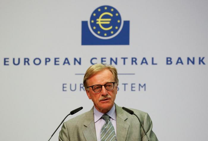 EZB-Direktor -   Anzeichen für Stabilisierung der Konjunktur