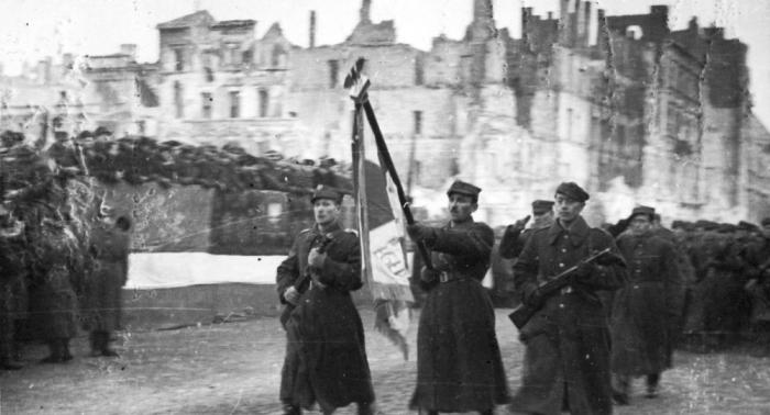 """Warschau will Befreiung von Nazis nicht feiern:   """"Bald müssen Antifaschisten wieder untertauchen"""""""
