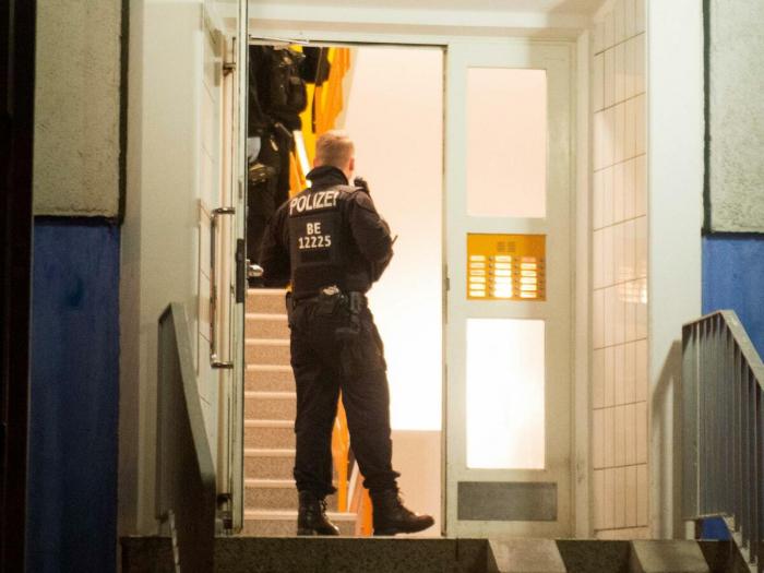 Islamisten sollen Synagoge in Berlin ausgespäht haben