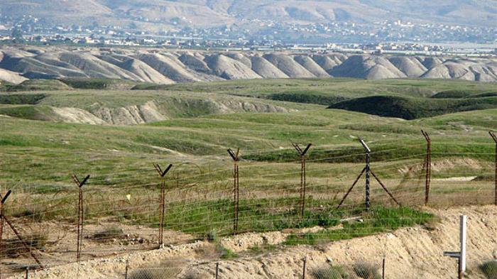 Incident occurs on Georgian-Azerbaijani border