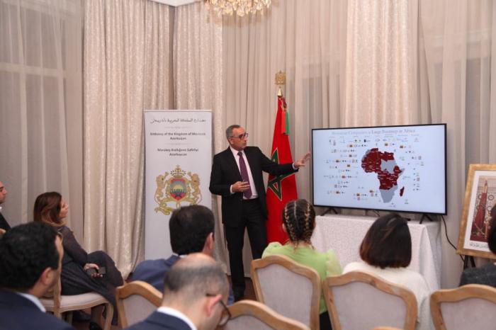 Des entrepreneurs agricoles azerbaïdjanais informés des perspectives de coopération avec le Maroc