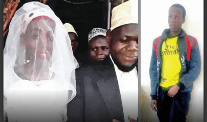 Ugandan imam is suspended after finding out his wife of two weeks was actually a man