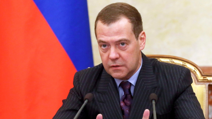 Medvedev announces resignation of Russian gov