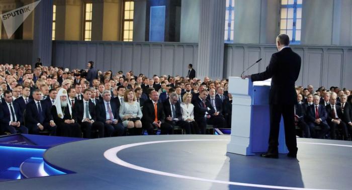 """Licht am Ende des Tunnels""?   – Russlands Präsident mit Appell an Nuklearmächte"