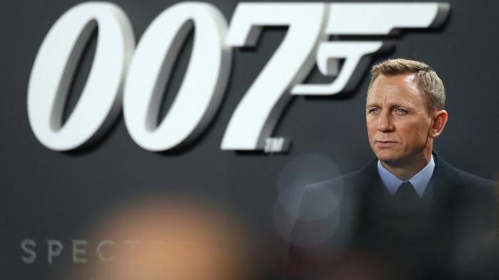 James Bond soll männlich bleiben