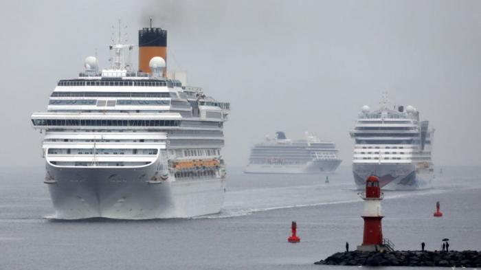 Le secteur de la croisière veut polluer moins avec des bateaux propulsés au gaz naturel
