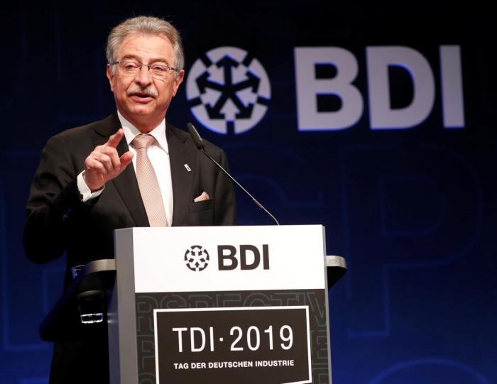 """BDI rechnet mit mauem Wachstum - """"Aufschwung saft- und kraftlos"""""""