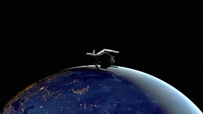 Esa will Weltraumschrott wegräumen