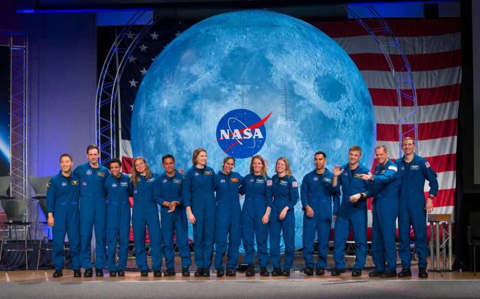 Nasa:   on connaît le visage des astronautes qui iront sur la Lune et sur Mars