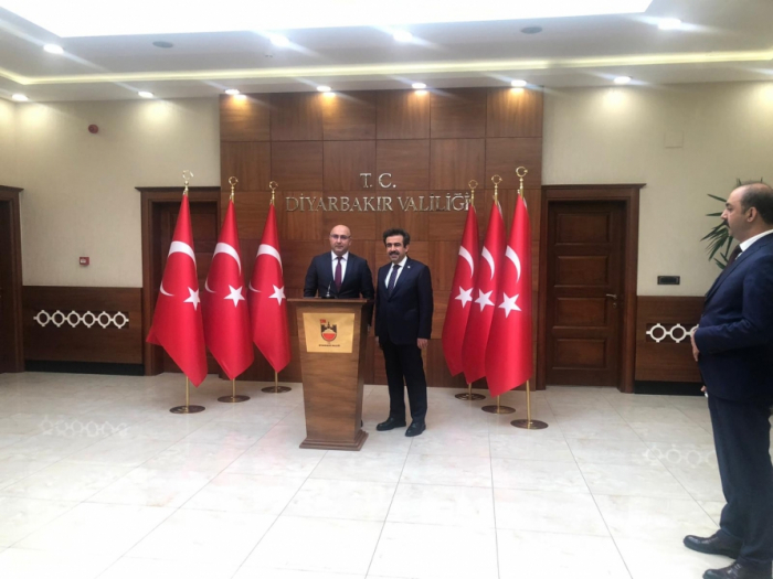 Se celebran debates sobre el desarrollo de las relaciones azerbaiyano-turcas