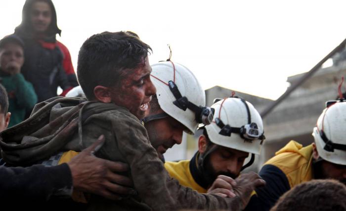 Los bombardeos y el avance del régimen dinamitan la tregua en Siria