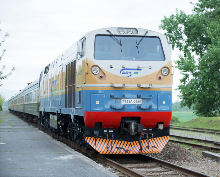 Azerbaijan Railways company discloses number of passengers transported in 2019