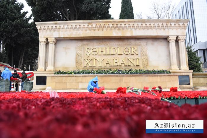 Bakouse prépare au 20 Janvier -  PHOTOS