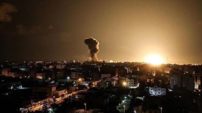 Israel bombardea la Franja de Gaza por segunda vez en 24 horas