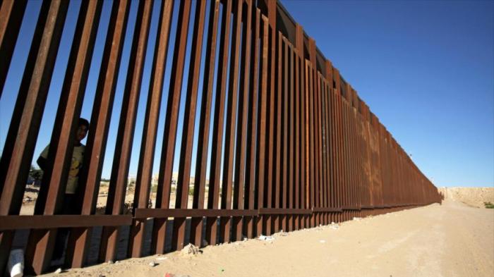 Trump pide al Pentágono construir 435 km de su muro fronterizo