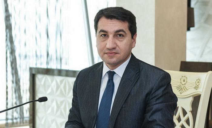 Asistente presidencial:   El factor de ocupación debe eliminarse para lograr progreso en la solución del concflicto de Karabaj
