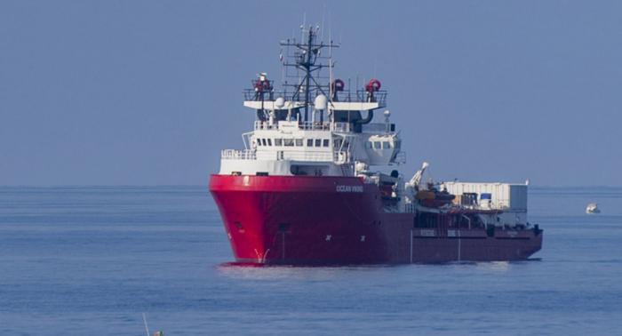 Ocean Viking rescata a 39 personas en el Mediterráneo