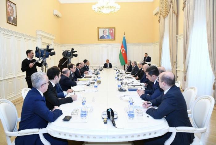 Le Cabinet des ministres tient une réunion consacrée à la réglementation des rapports de travail