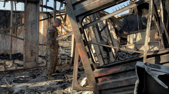 Pentágono justifica retraso en confirmar bajas en el ataque iraní