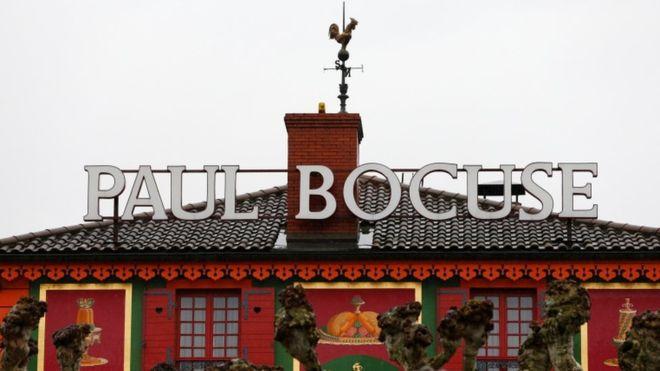 Paul Bocuse: Famed chef