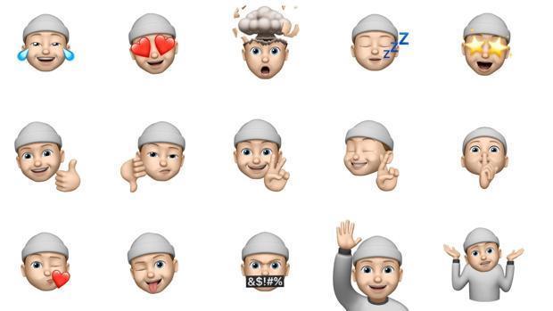 Cómo convertir tu cara en un «sticker» para WhatsApp con tus fotografías