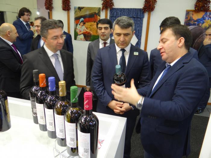 Azerbaijan participates in International Green Week exhibition in Berlin