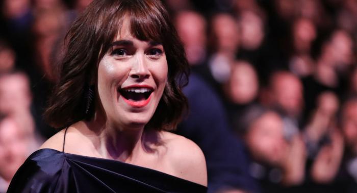 El descuido picante de la actriz Celia Freijeiro en los Premios Feroz