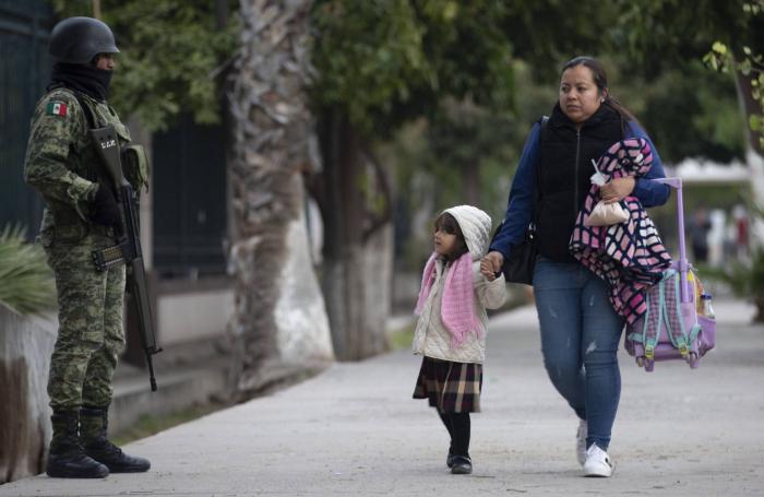 El tiroteo en una escuela de México revela una historia familiar criminal