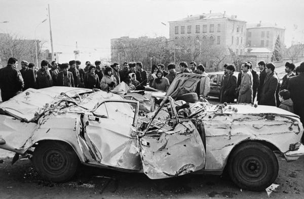 """A 30 años del """"Enero Negro"""" en Azerbaiyán, la última y olvidada invasión de la Unión Soviética"""