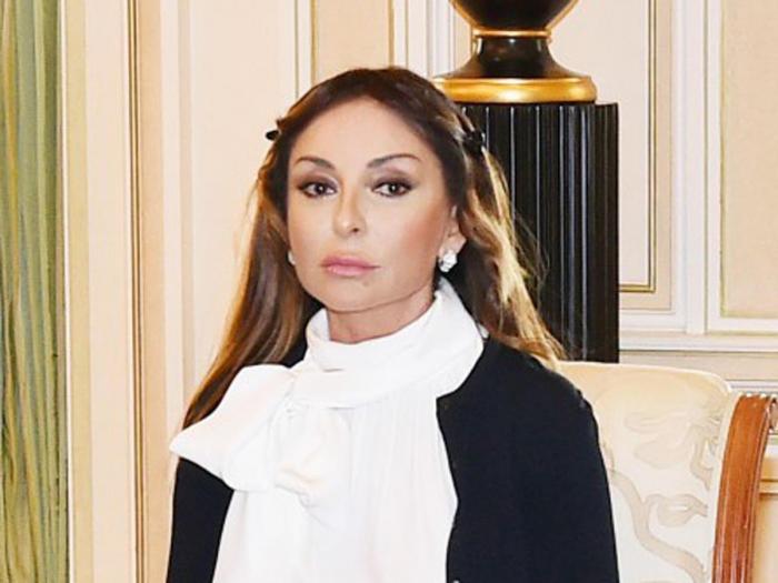 Mehriban Aliyeva hizo publicación referente al 20 de Enero-  Foto
