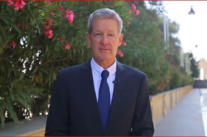Embajador británico expresa su pesar respecto al 20 de Enero-  Foto