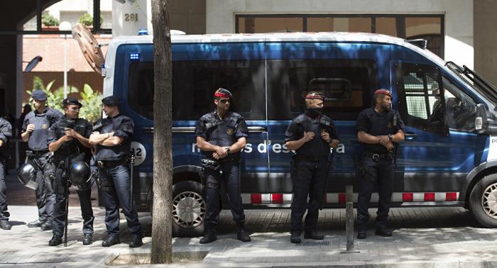 Empieza el juicio contra la cúpula de la Policía catalana en Madrid