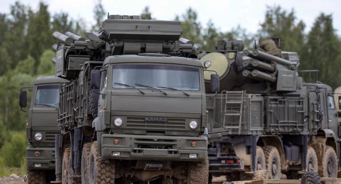 """Serbien kauft sechs russische """"Panzir-S1""""-Komplexe"""